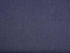 Elastischer Viskosestoff Jeansoptik, dunkles jeansblau