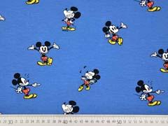 Jersey Mickey Mouse, blau