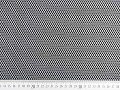 Netzstoff Mesh für Taschen, grau