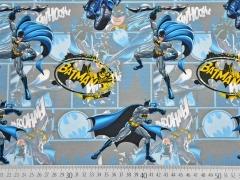 Jersey Little Darling Batman, hellgrau