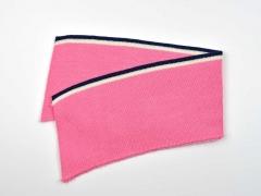 fertiger Polokragen Polo Style Gr. L, pink