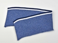 fertiger Polokragen Polo Style Gr. M, jeansblau