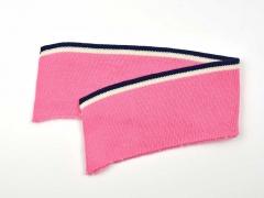 fertiger Polokragen Polo Style Gr. M, pink