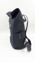 Steckschloss 32x37mm für Taschen, silberfarbig