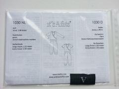 1030 Damen Jumpsuit, Schnittmuster Its A fits