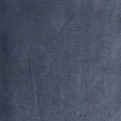 leichtes Wildlederimitat Fake Suede, dunkelblau