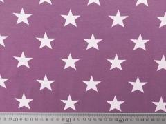 Jersey Sterne 4,5 cm Vicente bordeaux