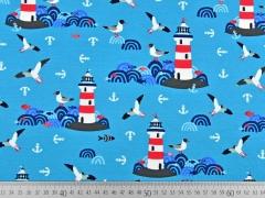 Jersey  Lighthouse Island by Lila-Lotta, türkis