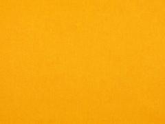 beschichteter Baumwollstoff einfarbig Luisa, sonnengelb