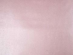 Rex Kunstleder geprägte Optik, rosa metallic