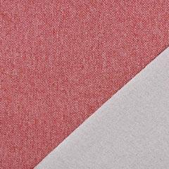 Taschenstoff ROM Canvas strapazierfähig, mattes dunkelrot meliert