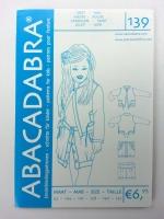 139 Jacke-Rock Schnittmuster Abacadabra