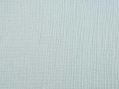 RESTSTÜCK 45cm weicher Musselin, pastellmint