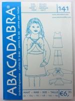 141 Kleid - Bolero Schnittmuster Abacadabra