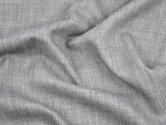 Dekostoff, grau meliert