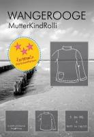 Schnittmuster Rolli Mutter & Kind Wangerooge Farbenmix