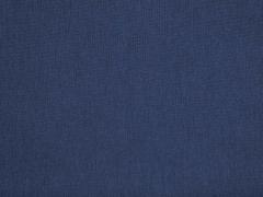 Dekostoff Leinenlook uni, dunkelblau meliert