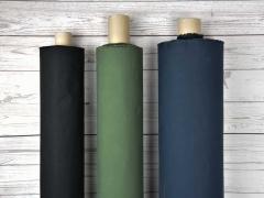 Dry Oilskin Light gewachste Baumwolle, petrol