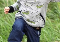 Stretchjeansstoff uni, dunkles jeansblau