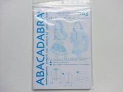 163 Kinder Rock & Jacke, Schnittmuster Abacadabra