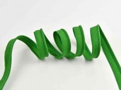 Paspelband uni, grasgrün