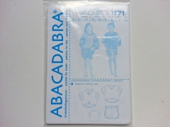 171 Kinder Shirt & Shorts,Schnittmuster Abacadabra