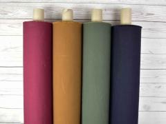Dry Oilskin light gewachste Baumwolle, bordeaux (burgundy)