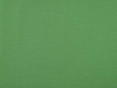 RESTSTÜCK 25 cm Sweatstoff French Terry uni, grün