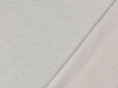 Alpenfleece Sweatstoff uni, taupe