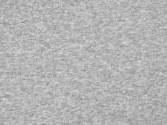 Sweatstoff Alpenfleece uni, grau meliert