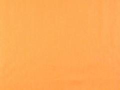 Baumwollstoff uni, Aprikose (orangegelb)