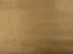 Kunstleder Lederimitat geprägte Optik, gold metallic