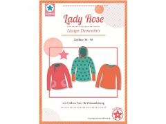 Lady Rose Damenpulli Schnittmuster