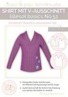 Lillesol Basics No.51 Shirt Schnittmuster
