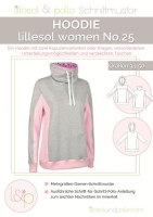 Lillesol Woman No.25 Hoodie Schnittmuster