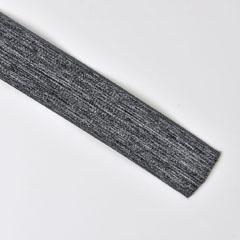 Gummiband Elastic 3 cm breit uni, anthrazit