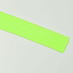 Gummiband Elastic 3 cm breit uni, neongelb