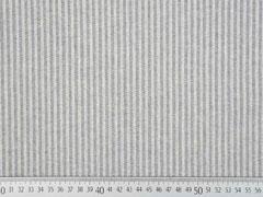 Dekostoff Jacquard Fischgrät, grau