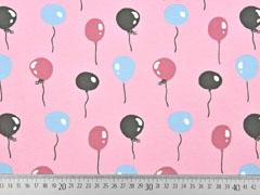 Bio-Jersey Stenzo Luftballons, rosa