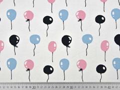 Bio-Jersey Stenzo Luftballons, weiss