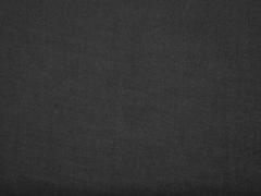 RESTSTÜCK 88 cm luftige Viskose uni, schwarz