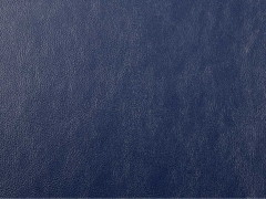 kräftiges Lederimitat, dunkelblau