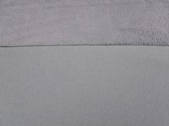 RESTSTÜCK 48cm Softshell, mausgrau