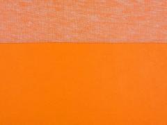 kräftiges Lederimitat, orange