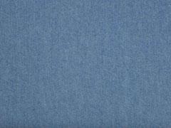 Jeansstoff mit Stretch, jeansblau