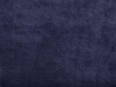 Elastischer Samt Jersey, dunkelblau