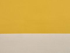 Kunstleder Lederimitat geprägte Optik, ocker