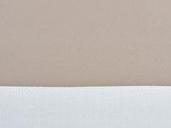 Kunstleder Lederimitat geprägte Optik, taupe (bräunlich)