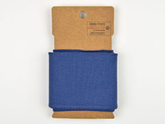 Fertigbündchen uni, jeansblau