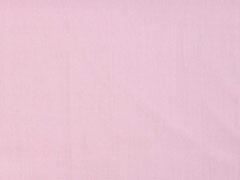 RESTSTÜCK 25 cm Baumwollstoff uni, helles Altrosa